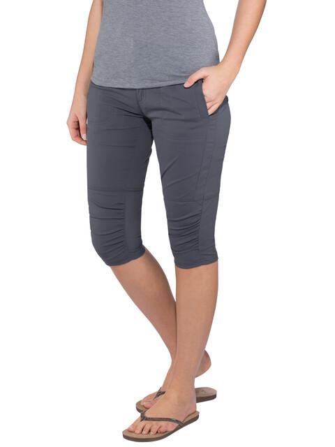 Prana Ravenna - Pantalones cortos Mujer - gris